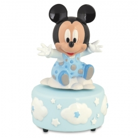 CARILLON in Resina DISNEY MICKEY To
