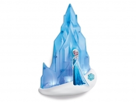 Lampada Decorativa da Muro Disney FROZEN ELSA con Try Me e Batterie Incluse