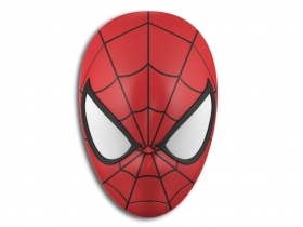 Lampada Notturna da Muro Disney MARVEL Spiderman con Try Me e Batterie Incluse