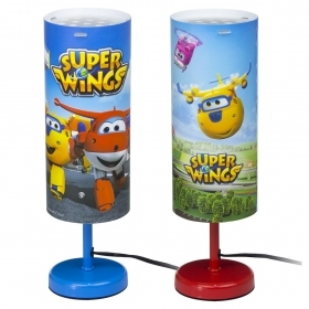 LAMPADA da COMODINO SUPER WINGS 32 cm