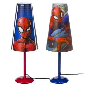 LAMPADA da COMODINO DISNEY MARVEL SPIDERMAN - 40 cm