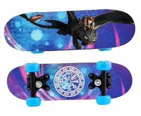 Skateboard Skate board IN LEGNO - DRAGONS