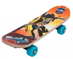 Skateboard Skate board IN LEGNO TRANSFORMERS