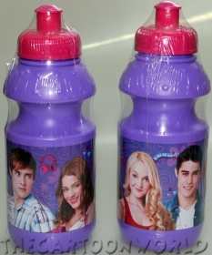 BORRACCIA in Plastica - DISNEY VIOLETTA - 350 ml a
