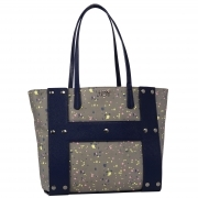 BORSA A SPALLA Fashion bag reversibile - HOY - SPOT