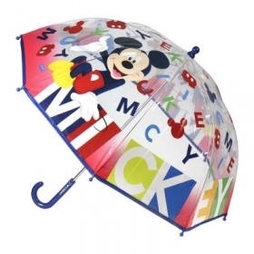 OMBRELLO in PVC - DISNEY MICKEY TOPOLINO