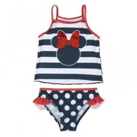 SET COSTUME MARE e CANOTTA DISNEY MINNIE