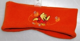 Cappello FASCIA IN PILE DISNEY WINIIE THE POOH