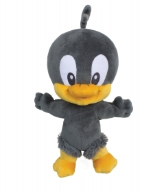 PELUCHE DISNEY - BABY LOONEY TUNES - DAFFY DUCK - 30 cm