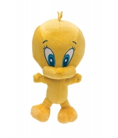 PELUCHE DISNEY - BABY LOONEY TUNES - TITTY TWEETY - 30 cm