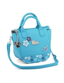 BORSA con Tracolla Amovibile - Disney MINNIE - jelly fresh