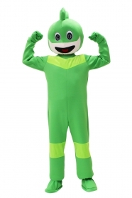 Costume Mascotte SUPER DRAGHETTO