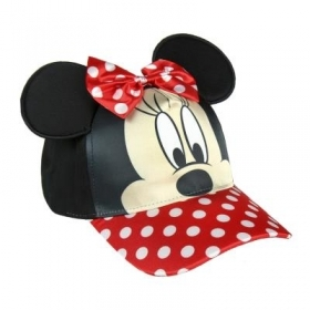 CAPPELLO con Visiera - BERRETTO 3D - DISNEY MINNIE
