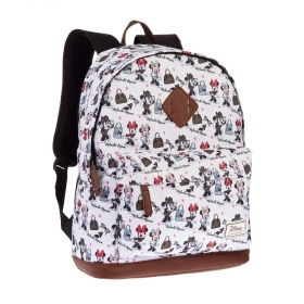 BORSA ZAINO Zainetto Free Time - DISNEY - MINNIE Vintage B