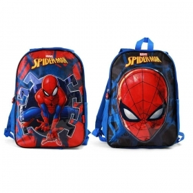BORSA ZAINO Reversibile - MARVEL SPIDERMAN