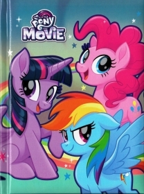 DIARIO AGENDA SCUOLA - MY LITTLE PONY - THE MOVIE - 10 Mesi