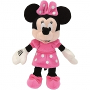 PELUCHE WALT DISNEY MINNIE - 20 cm