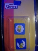 Charms Stickers per cellulare Simpsons MARGE e HOMER