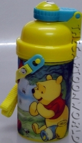 BORRACCIA LENTICOLARE WALT DISNEY WINNIE THE POOH - 380 ml