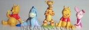 Wedding FAVOR RESIN DISNEY WINNIE THE POOH - Size 5.5 Cm