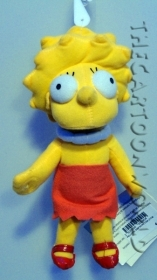 PLUSH DISNEY SIMPSONS - Lisa - 24 cm
