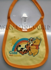 Gag Board ORIGINAL Disney - WINNIE THE POOH and TIGGER - yellow