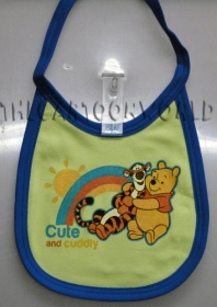 Gag Board ORIGINAL Disney - WINNIE THE POOH and TIGGER - yellow/blue