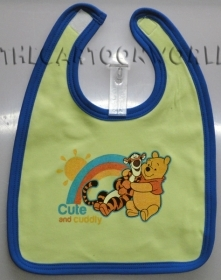 Gag Board Great ORIGINAL Disney - WINNIE THE POOH and TIGGER - yellow/blue