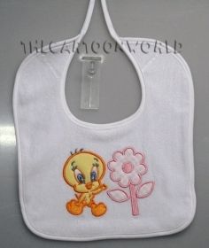 2-PIECE SET - Bib Board Disney