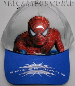 HAT with Visor - BEANIE Disney SPIDERMAN 3 - g