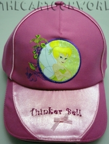 HAT with Visor - BEANIE Disney - TINKERBELL FARIES