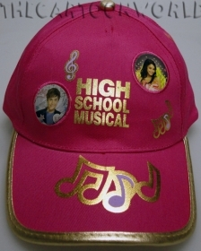 HAT with Visor - BEANIE Disney - High School Musical