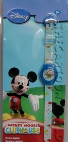 FANTASTIC WRIST WATCH, DISNEY - MICKEY mouse and DONALD duck