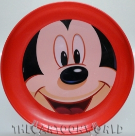 SET MEAL 4-course meal in Plastic DISNEY - MICKEY mouse