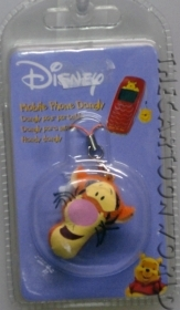 Cell phone charm Plush DISNEY