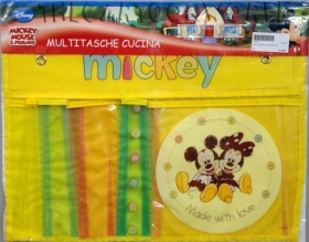 MULTITASCHEda  CUCINA - DISNEY - MICKEY E MINNIE