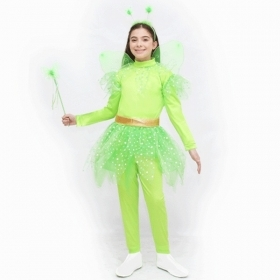 DRESS COSTUME CARNIVAL Mask girl - Tinkerbell TRILLY p