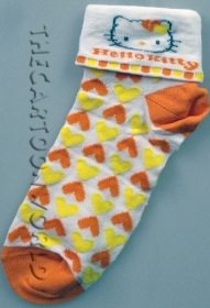SOCKS, Disney SANRIO HELLO KITTY - NR° 35/40 c