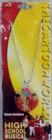 NECKLACE with Charm-Disney HIGH SCHOOL MUSICAL disney