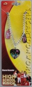 BRACELET Charm Disney HIGH SCHOOL MUSICAL