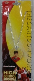 NECKLACE with Charm-Disney HIGH SCHOOL MUSICAL
