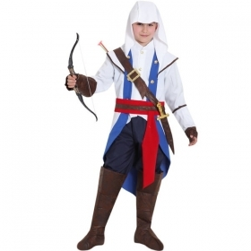 DRESS COSTUME CARNIVAL Mask - THE REBEL Assassin's