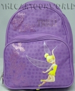 BACKPACK and Folder to School DISNEY TINKERBELL Faries