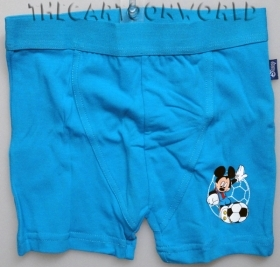 PAIR PARIGAMBA BOXER BRIEFS Panties DISNEY - MICKEY mouse - 4-6 Years
