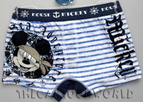 PARIGAMBA BOXER BRIEFS Panties DISNEY - MICKEY mouse - 2-3 Years