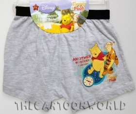 PARIGAMBA BOXER BRIEFS Panties DISNEY - WINNIE THE POOH - 6-8 Years