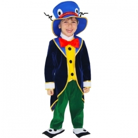 DRESS COSTUME Mask CARNIVAL baby - CRICKET OF PINOCCHIO