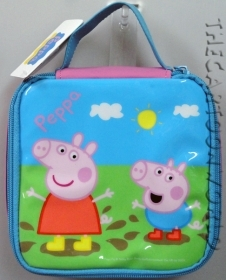 THERMAL BAG DISNEY PEPPA PIG and GEORGE PIG