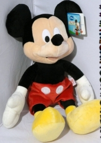 PLUSH DISNEY MICKEY mouse MICKEY's - 70 cm