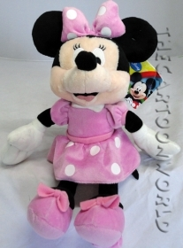 PLUSH WALT DISNEY MINNIE MOUSE 43 cm